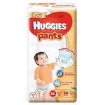 Huggies Gold Pants, XL, 38pcs