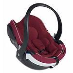 BeSafe iZi Go Modular X1 i-Size Baby Car Seat, Burgundy Melange