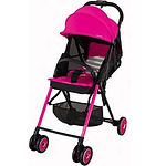 Combi F2plus AF Stroller, Dolce Pink