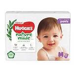 Huggies Platinum Naturemade Pants, M, 58pcs