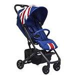 Easywalker Mini XS Stroller, Union Jack Classic