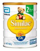 Similac 2'-FL Follow-On Formula, Stage 2, 1.8kg