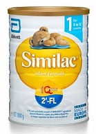 Similac 2'-FL Infant Formula, Stage 1, 1.8kg