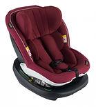BeSafe iZi Modular i-Size Toddler Car Seat, Burgundy Melange