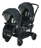 Graco Modes Duo Stroller, Holt