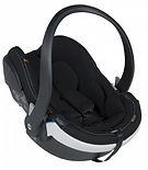 BeSafe iZi Go Modular X1 i-Size Baby Car Seat, Premium Car Interior Black