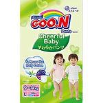 Goo.N Cheerful Baby Pants, L, 48pcs