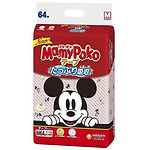 MamyPoko Japan Version Tape, M, 64pcs