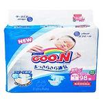 Goo.N Diapers Japan version, NB, 98pcs