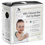 Applecrumby Chlorine Free Pull Up Diaper, M, 22pcs