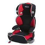 Graco AFFIX Youth Booster Car Seat with Latch System, Atomic