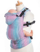 LennyLamb Ergonomic Carrier, Toddler Size, Little Love Daybreak