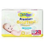 Babylove Premium Gold Tape, S, 76pcs