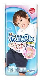 MamyPoko Air Fit Pants (Boys), XXL, 26pcs