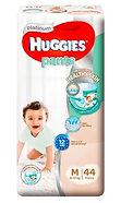 Huggies Platinum Pants, M, 44pcs