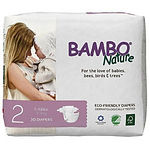 Bambo Nature Baby Diapers, S, 30pcs