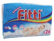 Fitti Regular Pack, S, 26pcs