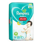 Pampers Baby Dry Pants, M, 58pcs
