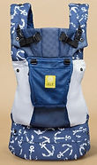 Lillebaby Complete AirFlow Baby Carrier, Anchors Away