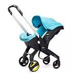 Doona Infant Carseat Stroller, Sky