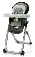 Graco DuoDiner DLX 6-in-1 Highchair, Asher