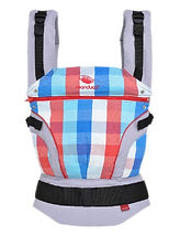 Manduca Limited Edition Baby Carrier, Vivid Red