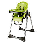 Aguard i-Slide Baby High Chair, Green