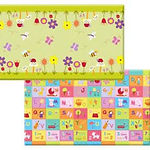 Dwinguler Playmat, Garden Delight Green, M15