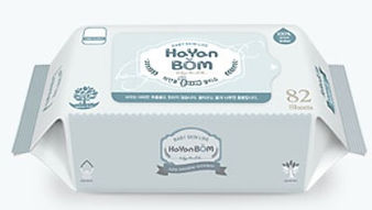 Hayanbom Like Baby Wipes, Refill, 82s