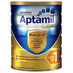 Aptamil Gold+ Infant Formula, Stage 1, 900g