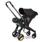 Doona Infant Car Seat Stroller, Nitro Black