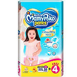 MamyPoko Extra Dry Skin Pants (Girls), XXL, 38pcs