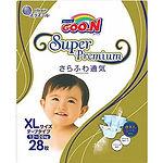 Goo.N Super Premium Diapers, XL, 28pcs