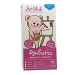 Activkids Synbiotics, Strawberry, 40s