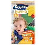 Drypers DryPantz, L, 36pcs