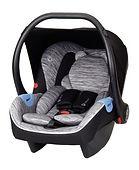 Beblum Danzo Baby Carrier, Grey