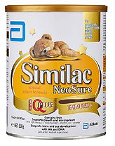 Similac NeoSure Special Infant Formula, 850g