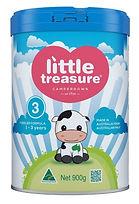 Little Treasure Toddler Formula, Stage 3, 900g