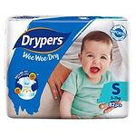Drypers Wee Wee Dry, S, 82pcs