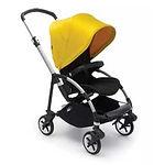 Bugaboo Bee 6 Stroller Complete, Aluminium, Lemon Yellow