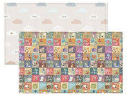 Parklon Bumper Playmat, Pure Animal Cloud Bebe, XL16