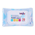Tollyjoy Pure Wipes, 70s