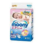 Moony Air Fit Tape, NB, 90pcs