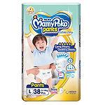 MamyPoko Extra Dry Pants, L, 38pcs