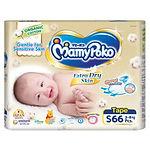 MamyPoko Extra Dry Skin, S, 66pcs