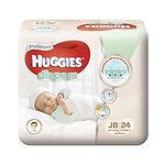 Huggies Platinum Diapers, JB, 24pcs