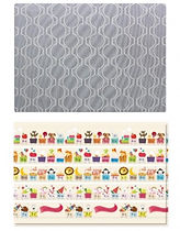 Dwinguler Playmat, Circle Raum Alphabet, L13