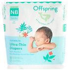Offspring Ultra-Thin Diapers, NB, 22pcs