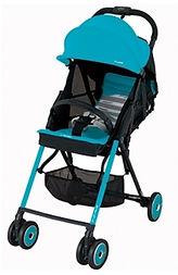 Combi F2plus AF Stroller, Turquoise Green