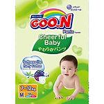 Goo.N Cheerful Baby Pants, M, 58pcs